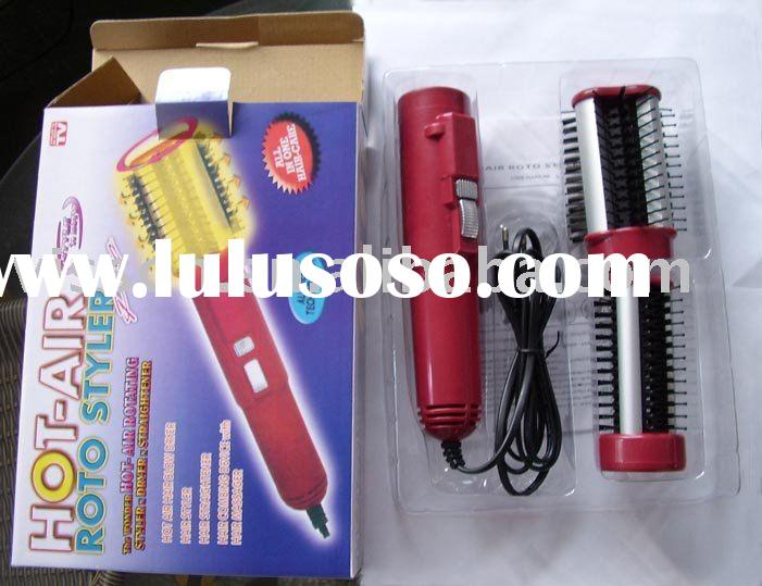 Hot air Rotating Hair brush