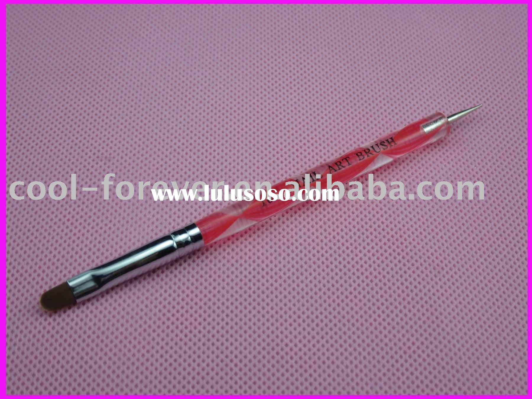Nail Art Brush Round for UV Gel Pen Drawing French
