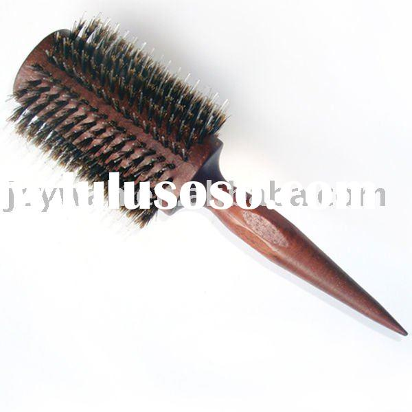 Natural Boar Bristle Hair Brush 2011 New