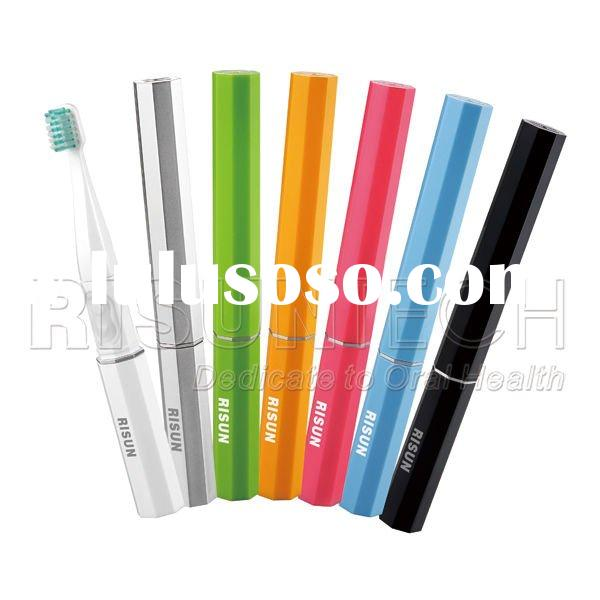 Portable sonic toothbrush RST2101,fast-cleaning with sonic pulse technique