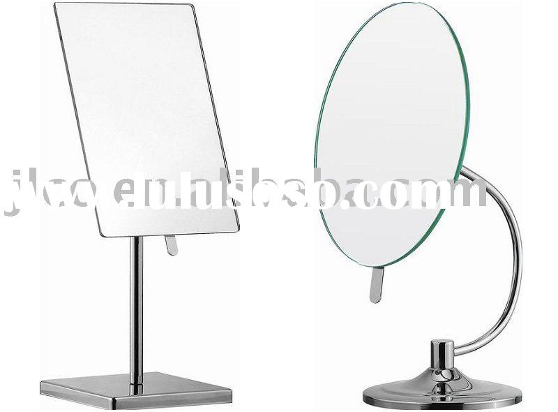 Single Side Oval and Square Table Mirror