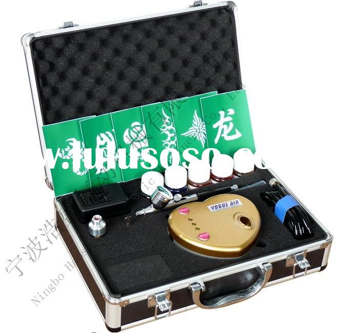 airbrush makeup kit HS08-2AC-KA