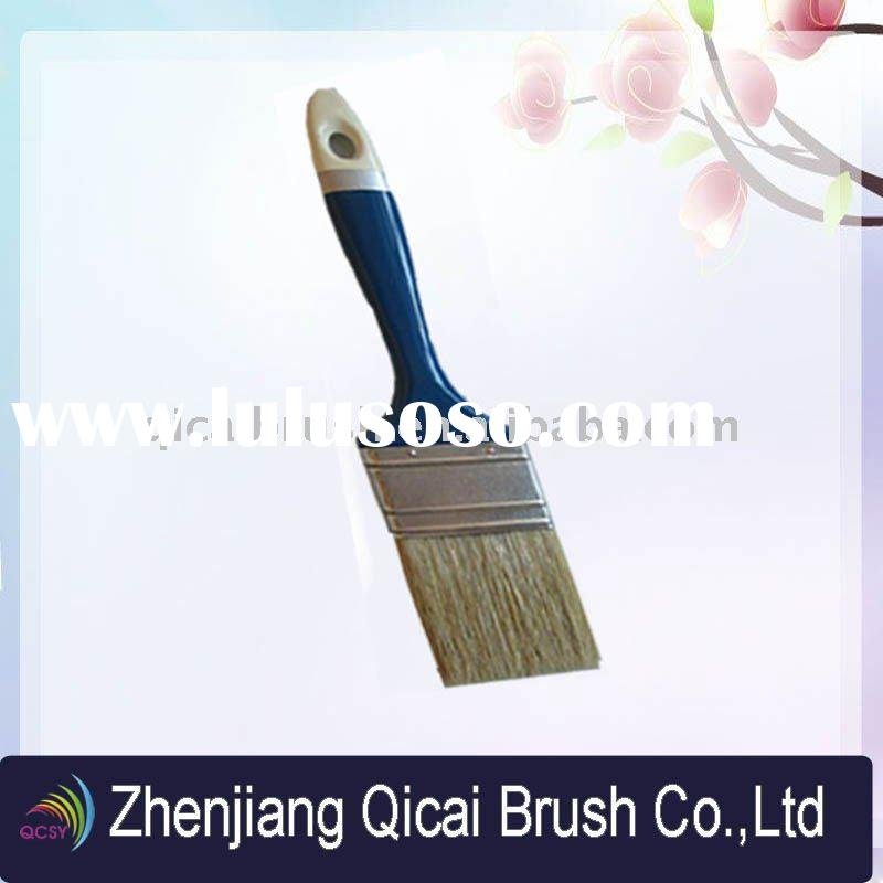 artist wall paint brush