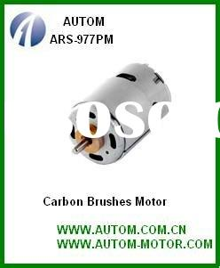 carbon brushes motor ( ARS-977PM )