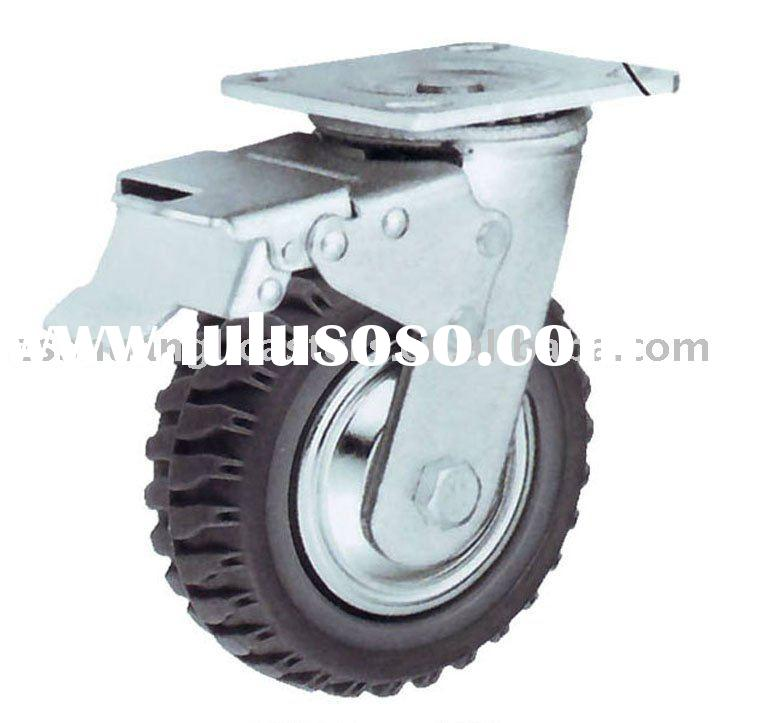 heavy duty locking caster wheels