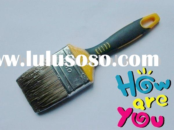 rubber plastic wall paint brush