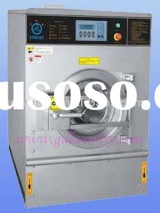 12kg steam heating Laundry equipment(washer,dryer)
