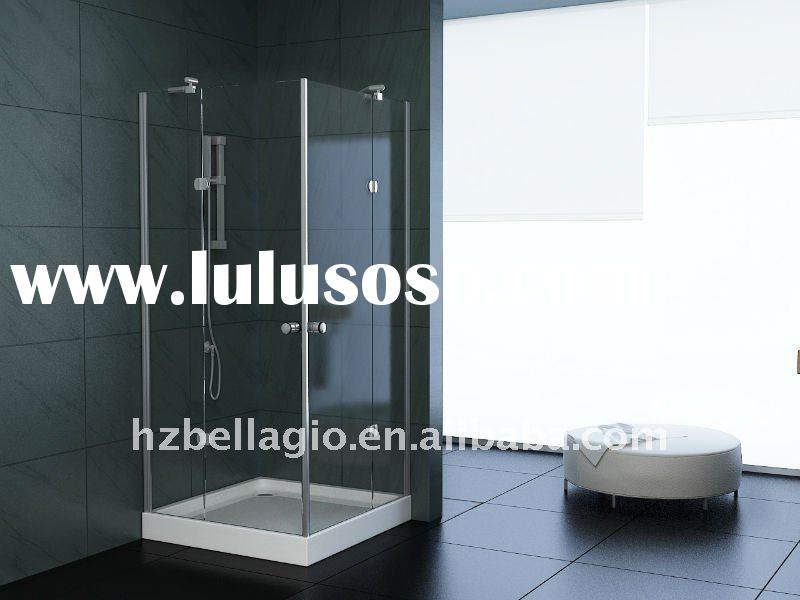 2011 hot Shower Enclosure, Shower Cabin, temperated glass shower