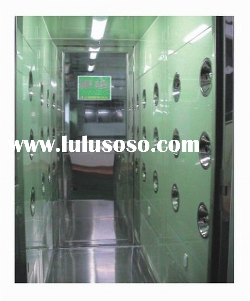 Automatical air shower room