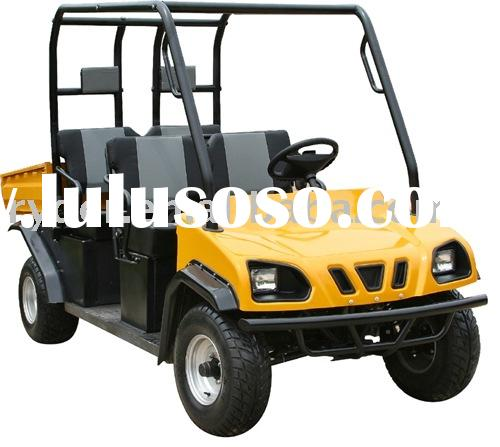 Electric utility vehicle Model no. RYD299F