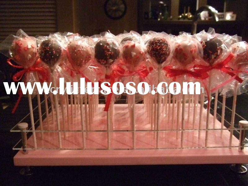 Large Acrylic Perspex Cake Pops Display