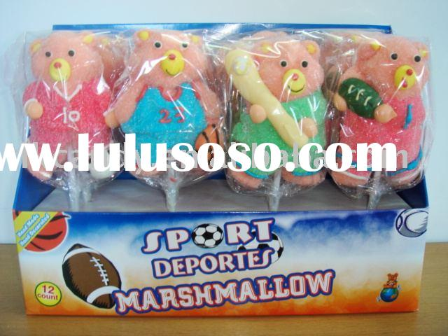 Letter Jelly Lollipops Candy