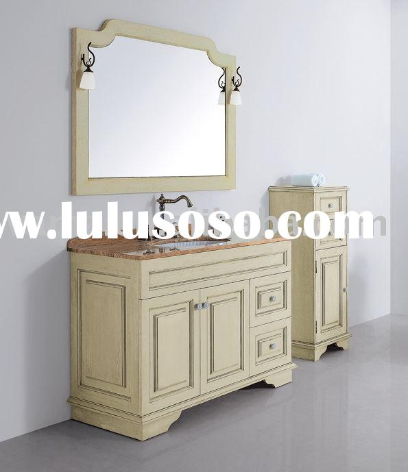 Luxurious Bathroom Cabinets/ Bathroom Vanities / Bathroom furniture V-19098B