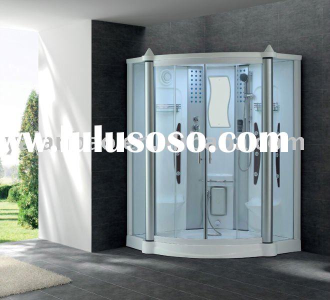 Luxury Steam shower room without bathtub for two person