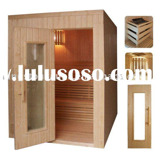 Luxury style steam sauna cabin/room