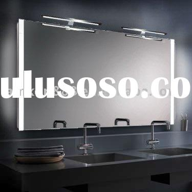 Modern design mirror decorative crystal mirror for sale for Modern bathroom mirrors for sale