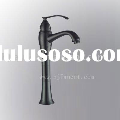 Oil rubbed bronze vessel sink faucets ,bathroom basin mixer taps