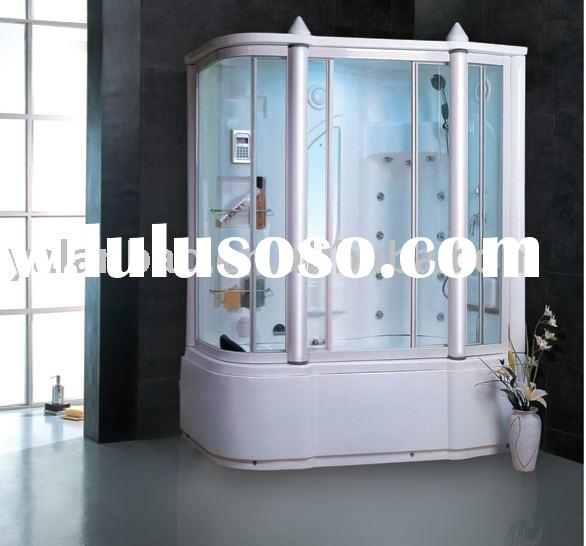 Steam Shower Room with spa hot tub G155