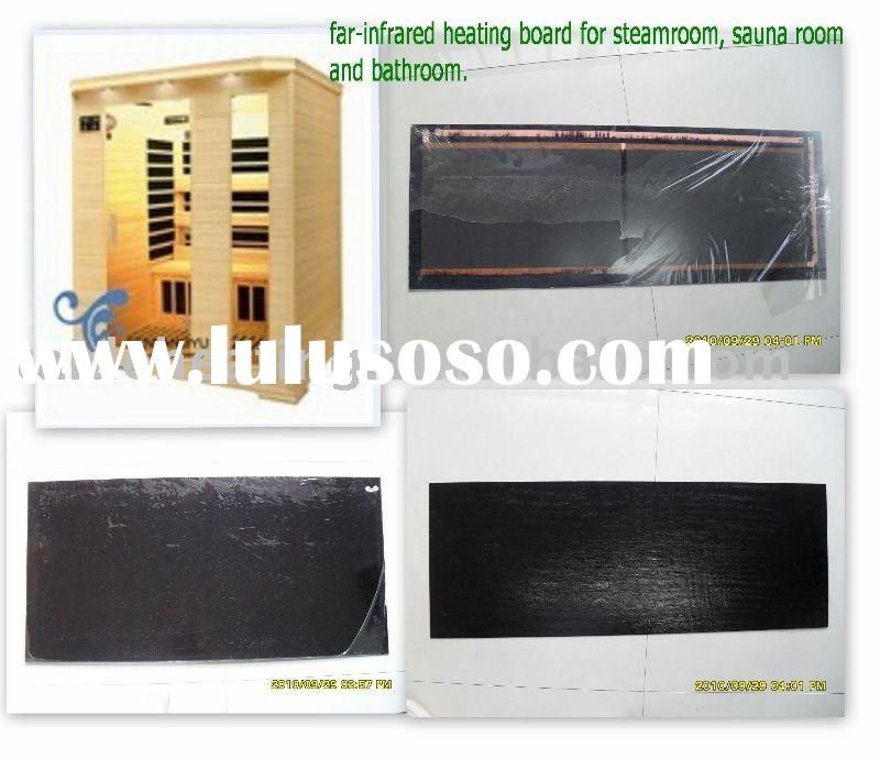 Steamroom & sauna room infrared carbon fiber heater