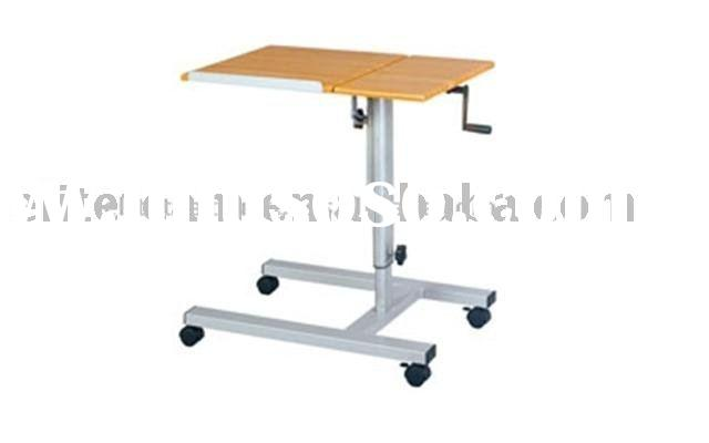 Table angle adjustable with Feet height adjusting tables