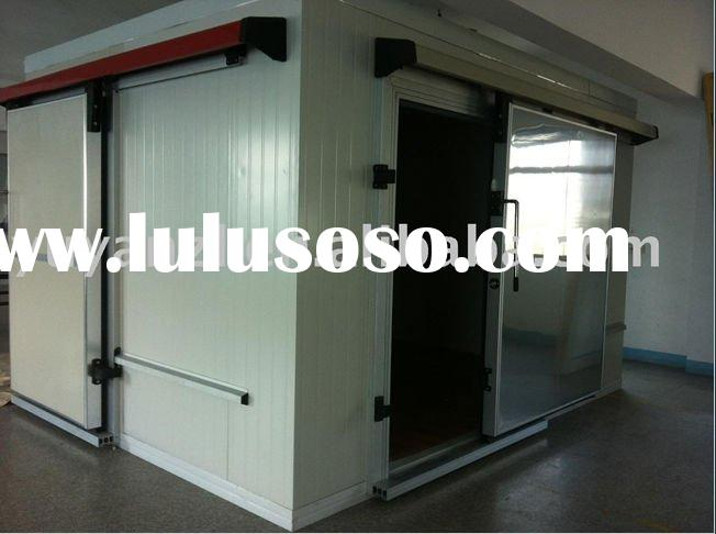 Walk-in cold Rooms and Freezer rooms
