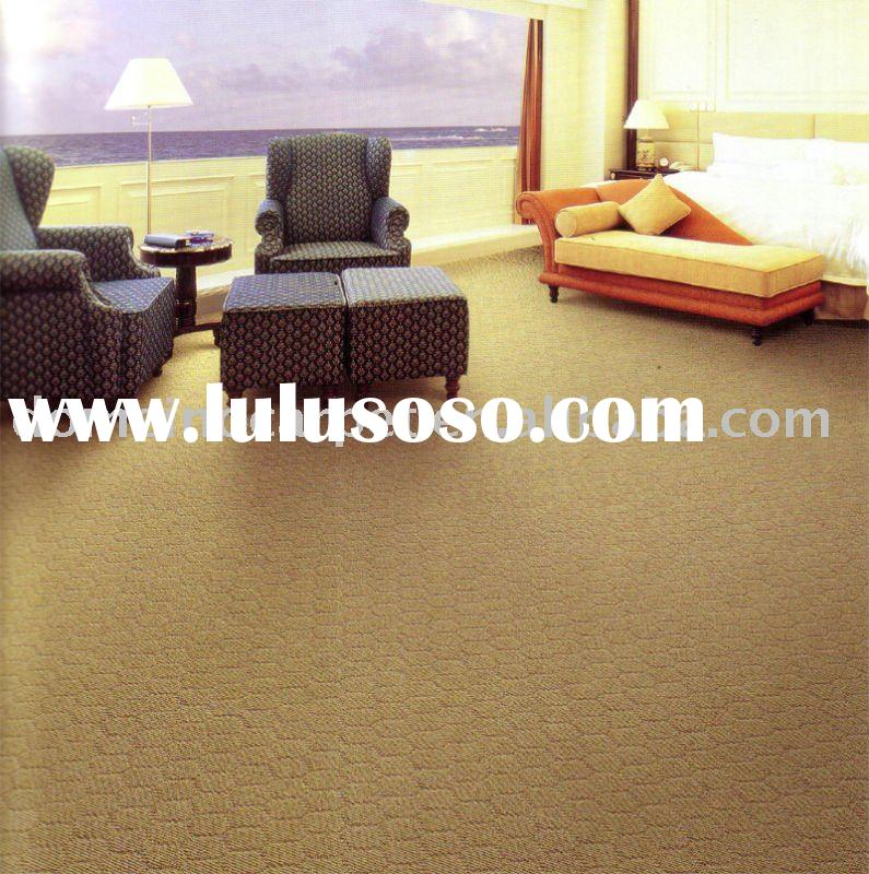 Wire wilton carpet high quality