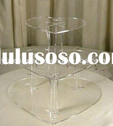 acrylic cake pops display stand