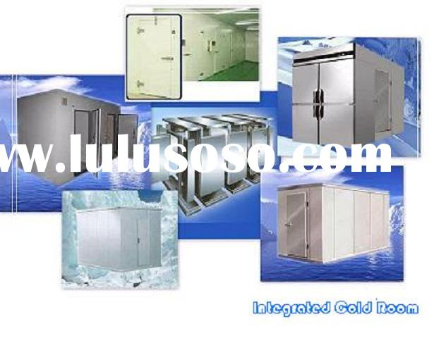 cool/cold rooms walk in freezer(-20 Celsius D,for fish,meat etc.)