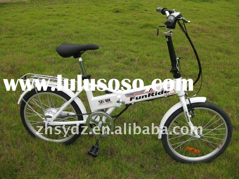 36V electric bike folding e-bike