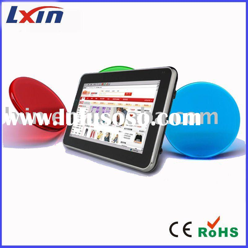 Android Tablet PC Wifi 3G High-sensitivity G-sensor Embedded Camera & GPS module