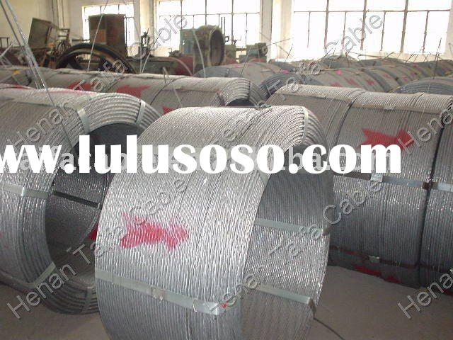 Bare overhead conductor ACSR conductor cable wire for transmission and distribution line(aluminium c