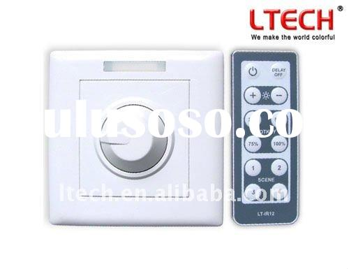 LED wall switch dimmer lighting controller