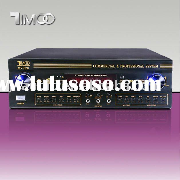 Professional karaoke system/Amplifier (MV-820)