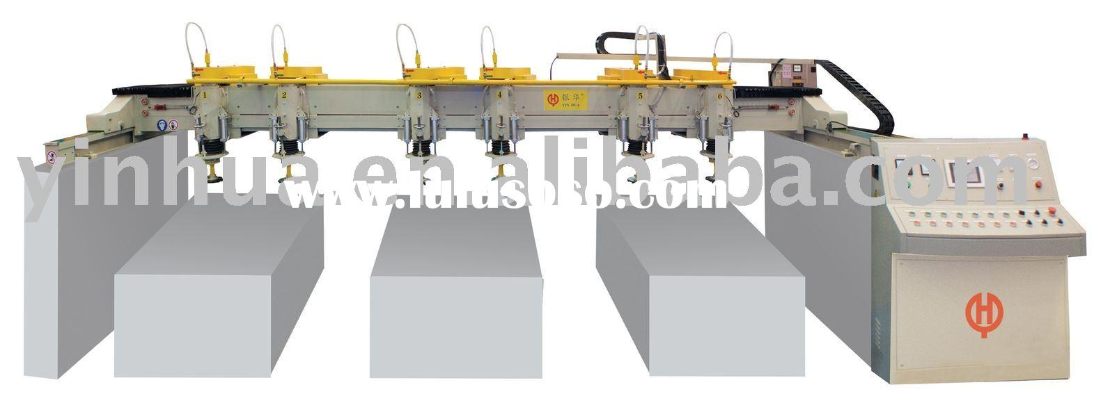 QSM-300 Bridge Type Multi-head Stone Grinding Machine