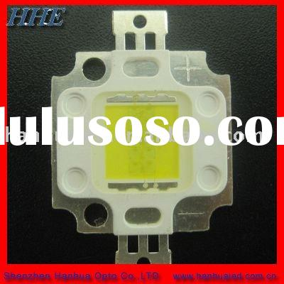 Quality assurance 10x 1Watt White 900-1000LM High Power Super Bright American BridgeLux Chips Traffi