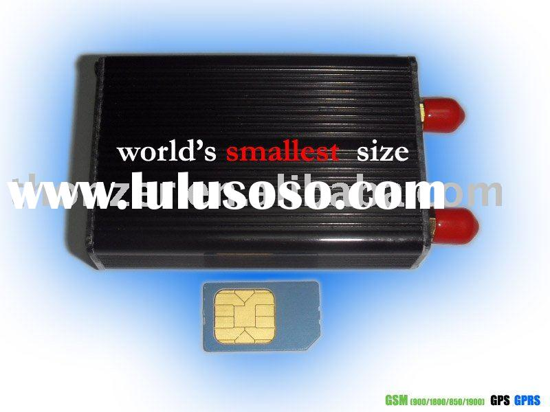 The world's smallest GPS Vehicle Tracker(TZ-TK108 )