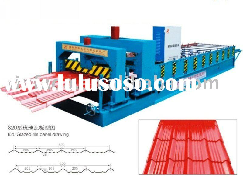Tile-making Machinery ,sheet metal machinery
