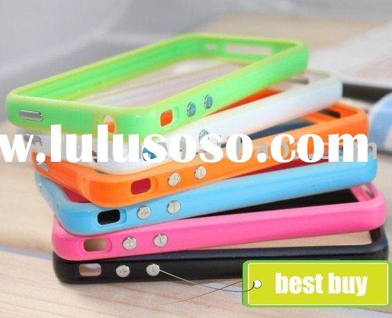 Wholesale For Apple iPhone 4 Bumper, Quality assurance, Price concessions
