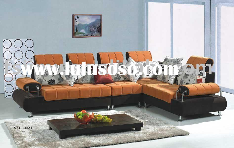 contemporary living room high end furniture sofa