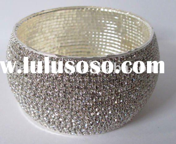 hot sale fashion crystal bangle FZ0061