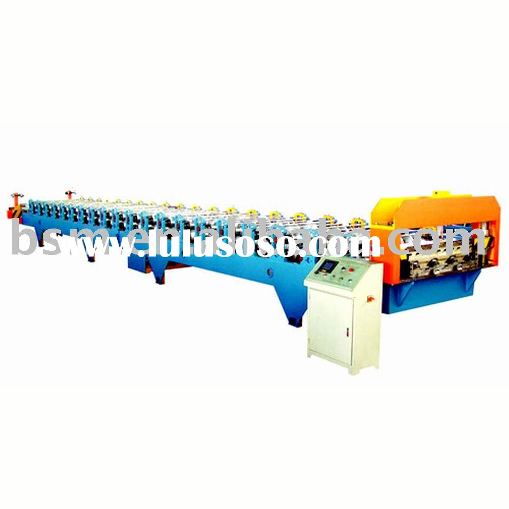 sheet metal roll forming  machinery