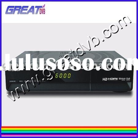 skybox s9 hd pvr satellite receiver with high quality high definition set top box