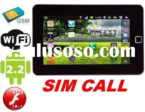 7 inch Android 2.2 cell phone