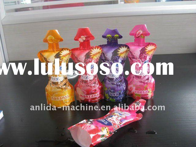 Automatic juice bag filling sealing packing machine