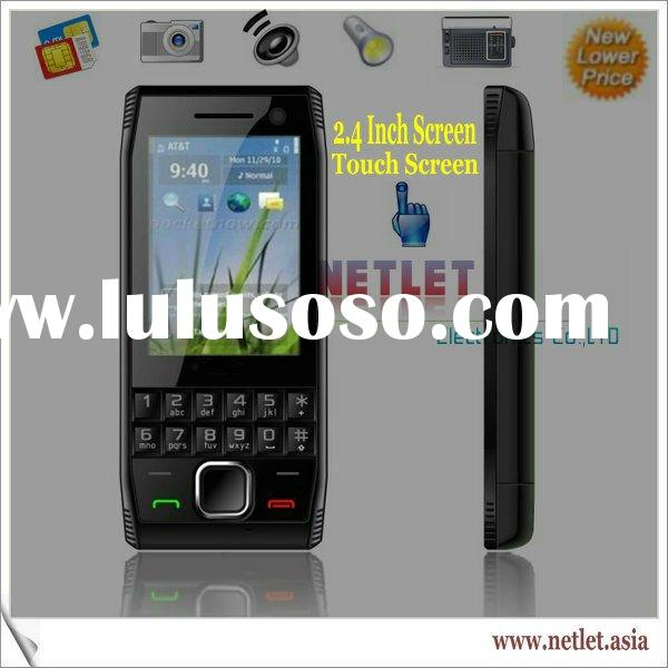 2011 China Dual SIM Cheap GSM Mobile Phone A02