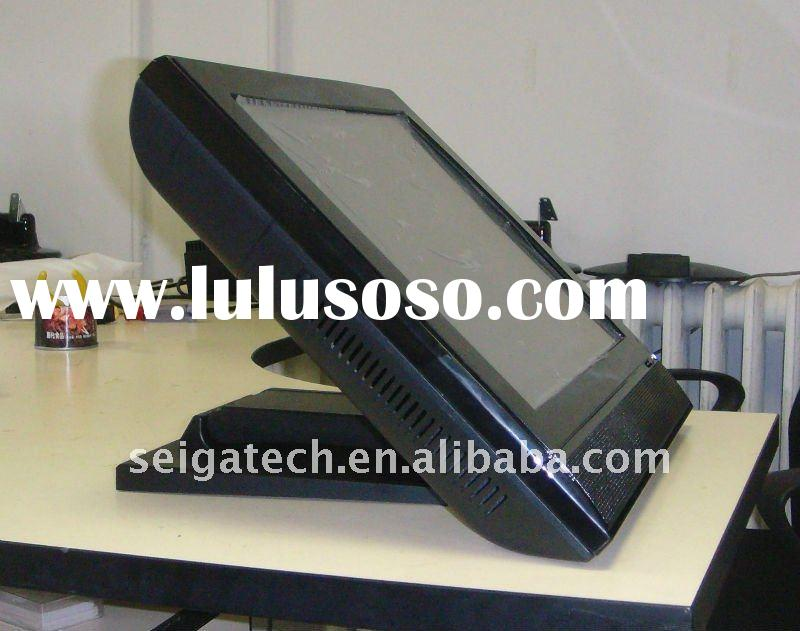15.4 inch lcd touch screen pos pc