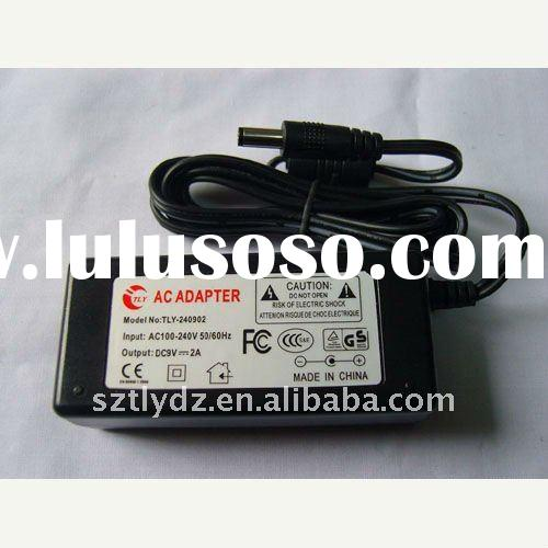 9V/2A  switching power adapter