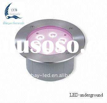 Hot sale 6w high power led underground light