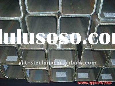 Liaochegn Cold Formed/Bend SMLS Steel hollow square tube