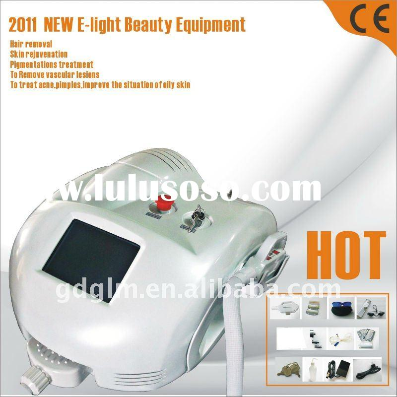 Portable E-light IPL Hair Removal Machine